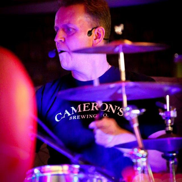 Drummer Brad