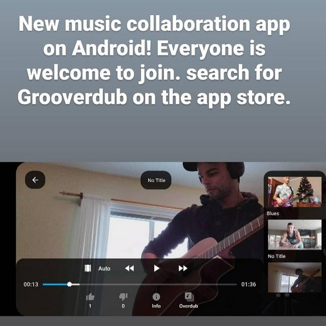 Grooverdub Music