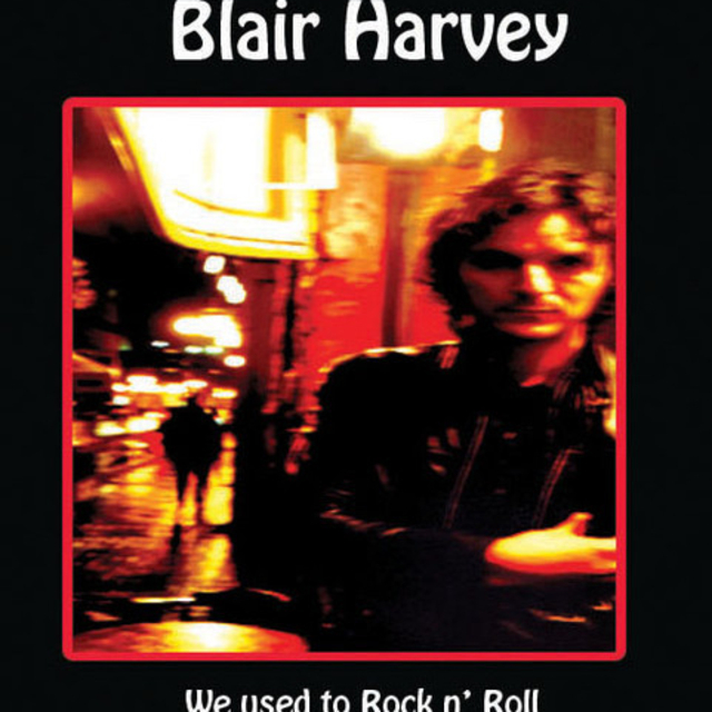 Blair Harvey