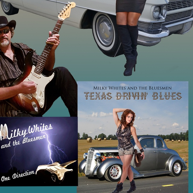 Milky Whites and the Bluesmen