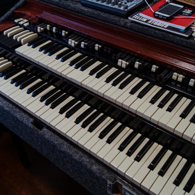 Hammond B3 in 2017
