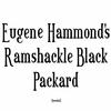 Ramshackle Black Packard