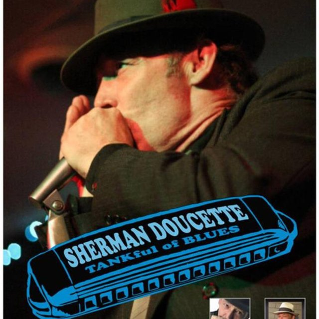 Sherman Doucette Tankful of Blues