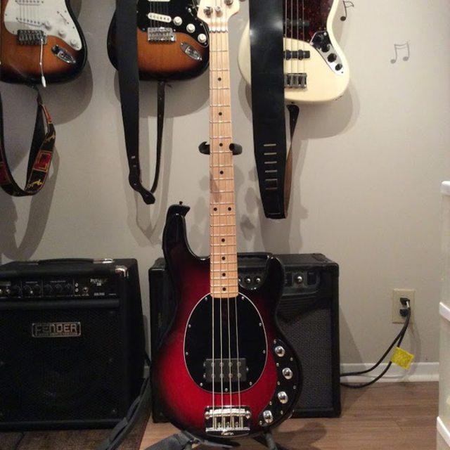 John the Bass player