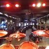 pat on drums