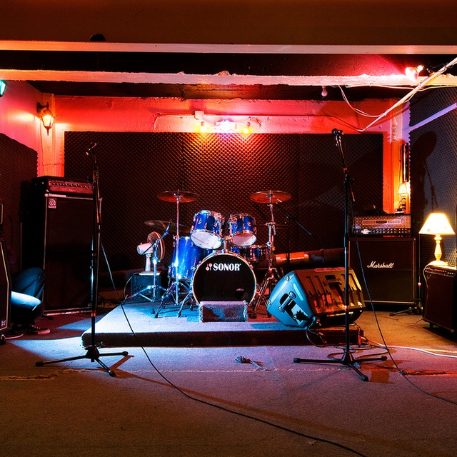 The Best Deal in Town Rehearsal Studios