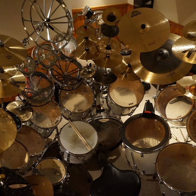 Rob-1 Drums
