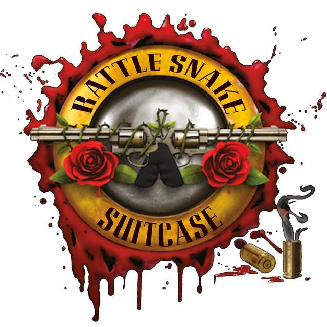 RattleSnake Suitcase