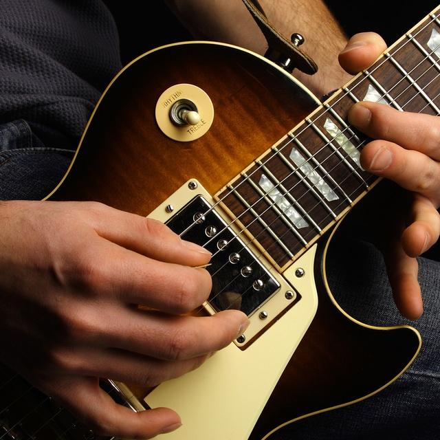 Brendan Rhythm Guitar